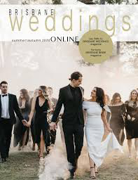 Brisbane Weddings Magazine, Fiona K Photography