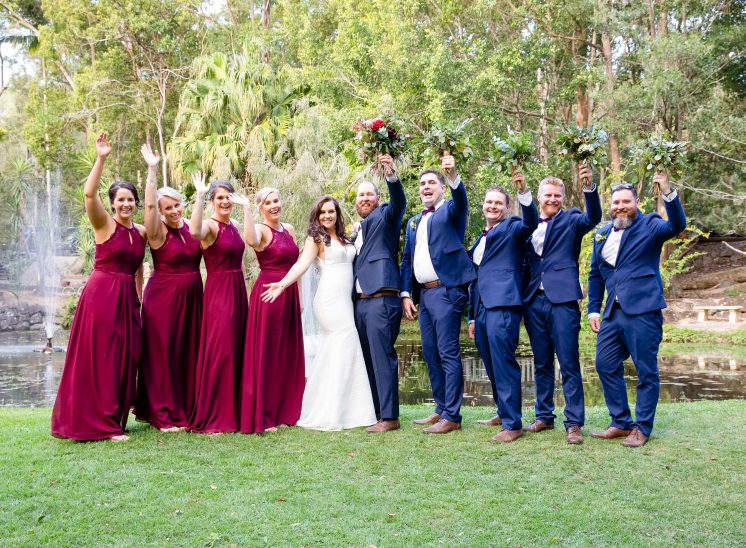 Fiona K Photography - Wedding Photographer Brisbane
